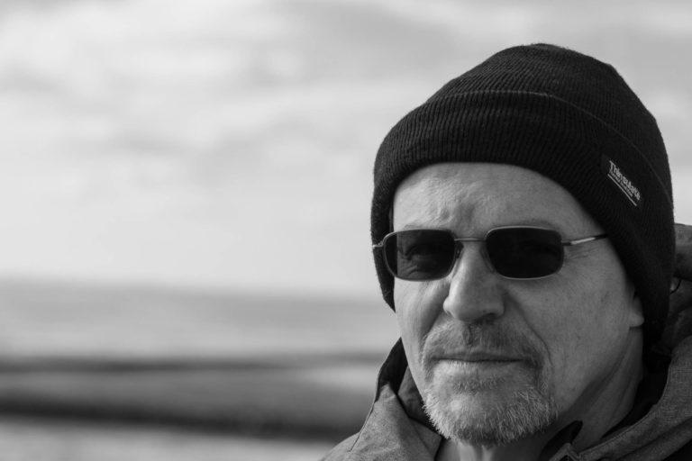 Der Autor Frank Bock, Februar 2018